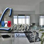 Меблированные отреставрированные апартаменты стеррасой ивидом наморе, напервой береговой линии, Жуан ле Пен, Франция